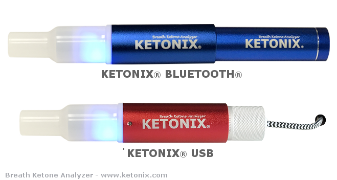 Ketonix® Bluetooth® and Ketonix® USB