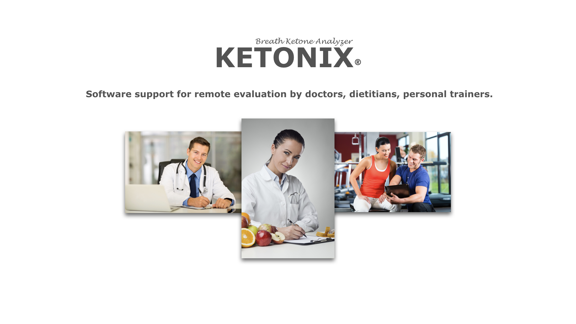 KETONIX® Breath Ketone AnalyzerTONIX® Breath Ketone Analyzer