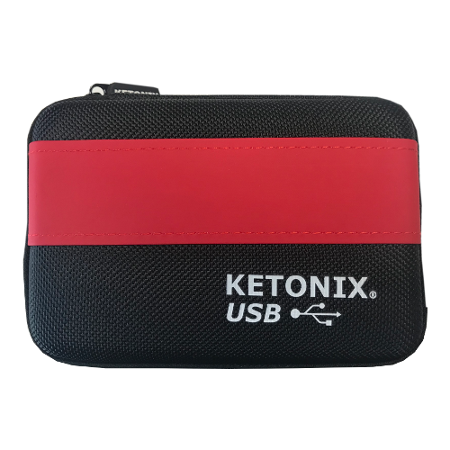 KETONIX® USB with Battery